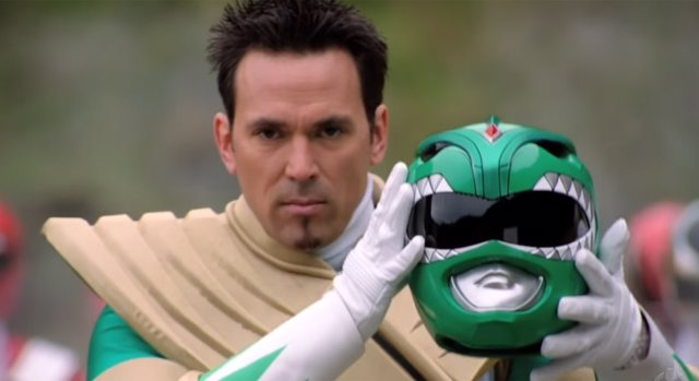 Jason David Frank en Power Rangers
