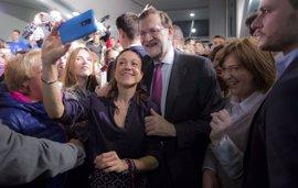 Rajoy clausura este domingo en València el congreso en el que Bonig será reelegida presidenta del PPCV