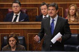"""Catalá comparecerá el 6 de abril en el Congreso para dar cuenta de las supuestas """"presiones"""" a fiscales"""