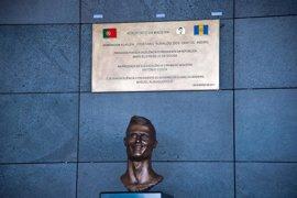 """Cristiano reconoce lo """"muy especial"""" de poner su nombre al aeropuerto de Madeira"""