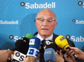 """Banco Sabadell constata un encarecimiento de las hipotecas en España por """"incertidumbre jurídica"""""""