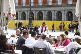 Castaño recrimina a Villacís que alarmó con la pérdida de 3.000 empleos con política de terrazas cuando se crearon 4.000