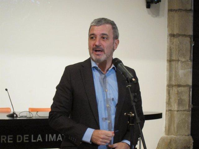 El teniente de alcalde J.Collboni