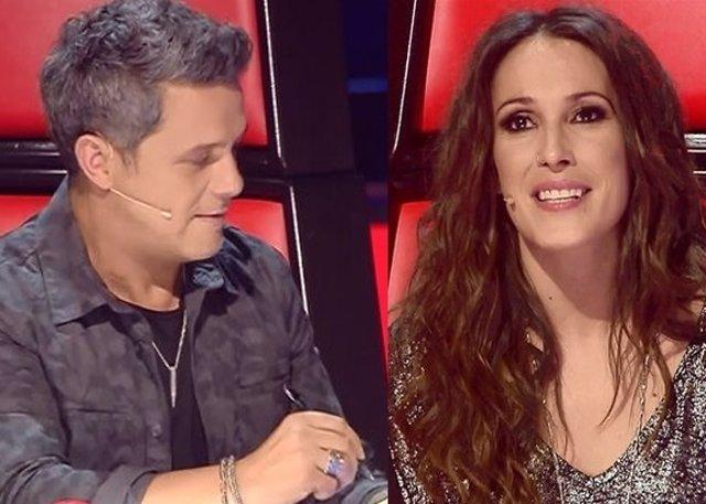 Alejandro Sanz y Malú/ Telecinco