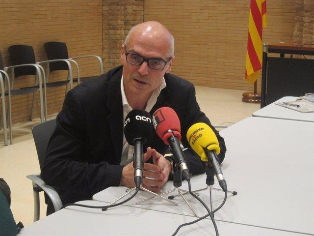 El Catedrático José García Montalvo