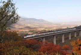 Adif Alta Velocidad adjudica por 5,2 millones de euros la construcción del cambiador de anchos de Pedralba (Zamora)