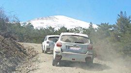 Granada.- La finca La Marquesa acoge la 3ª concentración de coches Subaru
