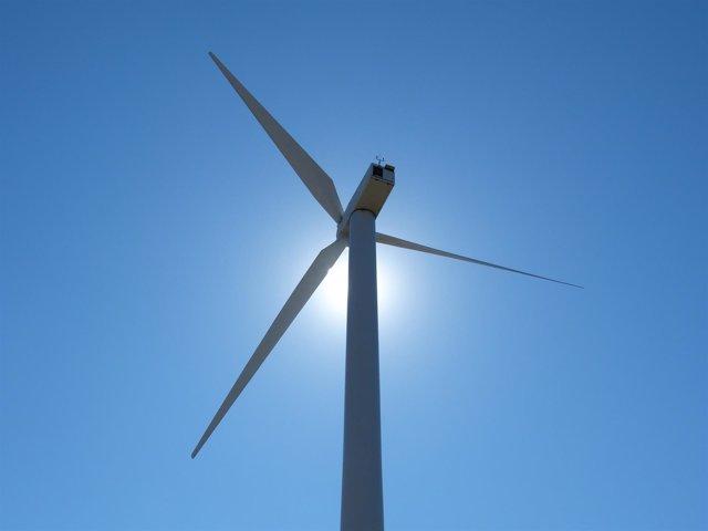 Aerogenerador, molino de viento, energía eólica