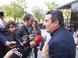 Los Mossos se personan en la sede del PSC para buscar datos de la última campaña de Bustos