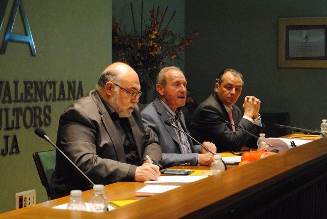 La Asamblea de AVA-ASAJA reelige a Cristóbal Aguado