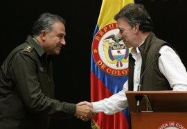 Óscar Naranjo sustituye a Vargas Lleras como vicepresidente de Colombia
