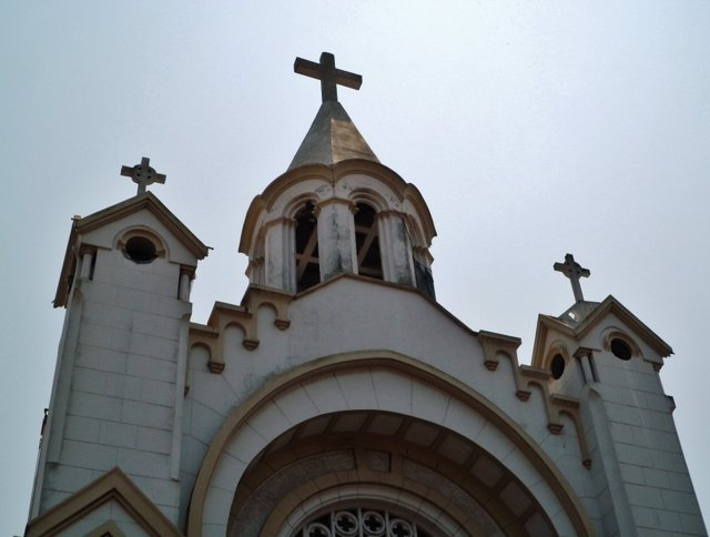 Parroquia de Nuestra Señora de las Mercedes, Tampico, México