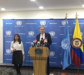 """La ONU recibirá próximamente """"unas mil armas"""" de las FARC en los contenedores habilitados para el desarme"""