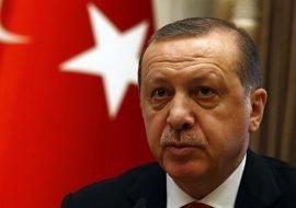 """Erdogan acusa al líder del principal partido opositor de actuar """"en línea"""" con el PKK en el referéndum"""