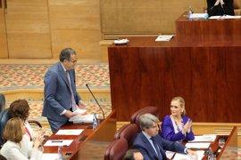 """Ossorio da por """"olvidado"""" el tema con Moñux y confía en tener a todos los diputados para votar enmiendas el 6 de abril"""