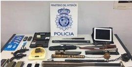 Detenidos en Bilbao cinco miembros de una organización dedicada al tráfico internacional de drogas