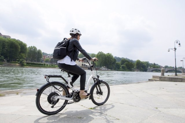 Bicicleta eléctrica Kymco