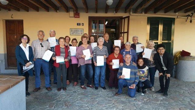 Cursos UOM de envejecimiento activo del Ayuntamiento de Palma