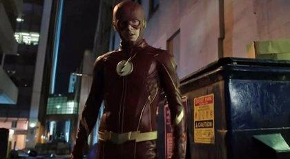 The Flash estrena traje en el espectacular adelanto del 3x19