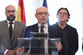 España registró un déficit del 4,33% en 2016, por debajo del objetivo marcado por Bruselas