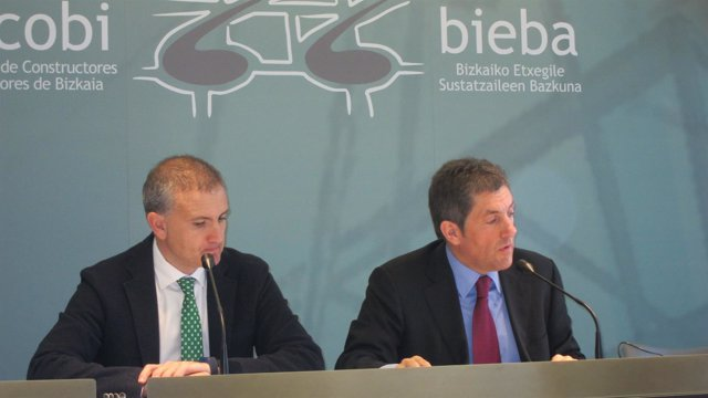 Humberto Perea e Iñaki Urresti, de ASCOBI