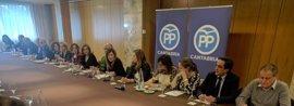 """El PP muestra su """"apoyo absoluto"""" a Gema Igual, que """"no mintió"""" sobre su formación"""