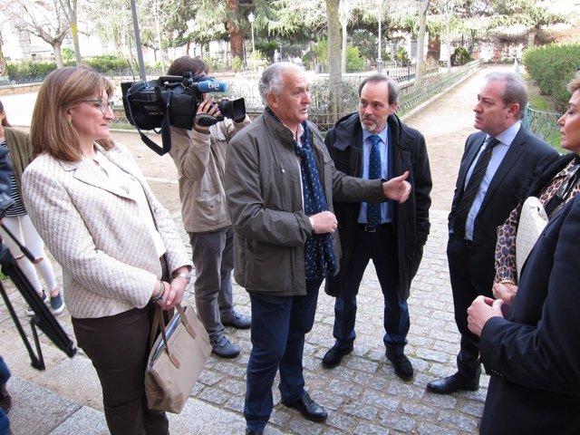 El director general de FP y Régimen Especial, en Segovia