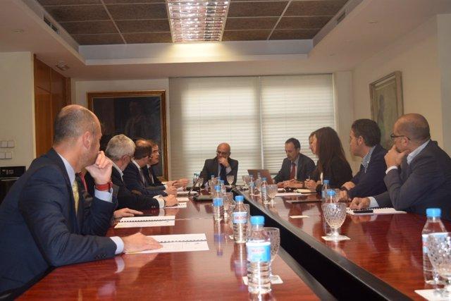 Juan Hernández preside la comisión informativa de la UNAI