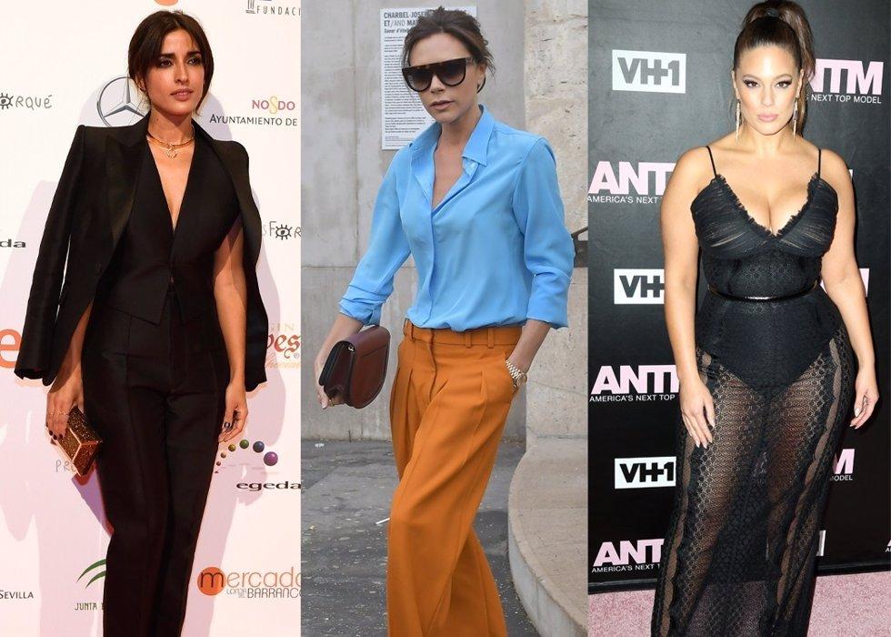 Las celebrities que han visto sus cuerpos pasados por Photoshop
