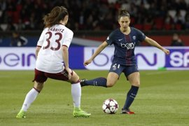 El Barça-PSG en la 'Champions' femenina revivirá el cruce histórico de los equipos masculinos