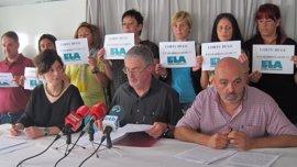 """Corr.- Muñoz afirma que """"es una estupidez"""" decir que la ELA se quiere """"cargar al PNV"""""""