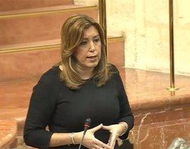 Andalucía cerró 2016 con déficit del 0,65% del PIB, tres centésimas menos de lo previsto
