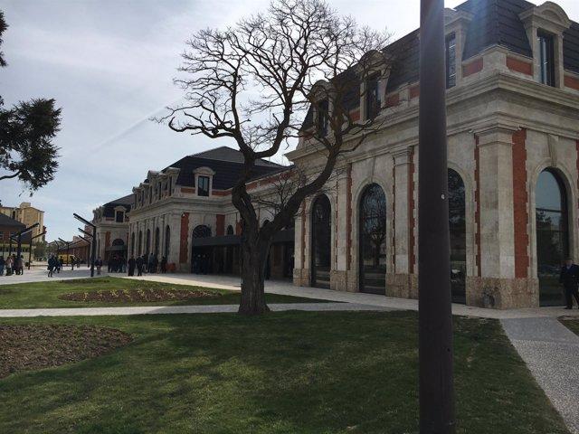 La Estación de Burgos