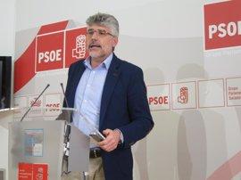 """PSOE-SIEX cree que Mariano Rajoy """"está maltratando"""" a Extremadura por la """"falta de inversiones"""" del Gobierno de España"""