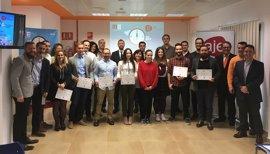El sector del comercio, primera opción para los jóvenes emprendedores murcianos