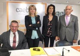 CAEB promueve la implicación de empresarios y trabajadores en la prevención de los accidentes laborales de tráfico