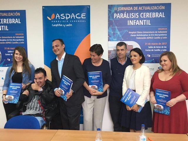 Valladolid.- Presentación de las jornadas de Aspace