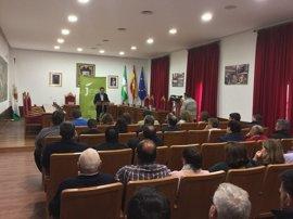 Marmolejo recibe 900.000 euros de la Diputación para impulsar el polígono industrial de Las Calañas
