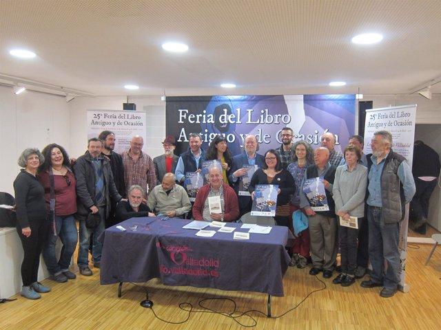 Valladolid. XXV Feria del Libro Antiguo