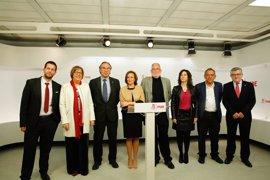 CCAA del PSOE piden a Méndez de Vigo más inversión, cambiar los conciertos y rechazan su Plan contra el acoso escolar