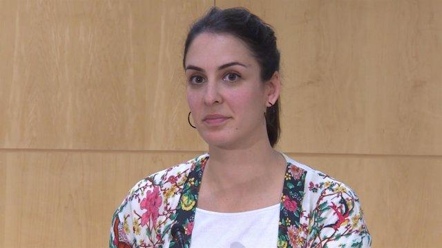 Rita Maestre no denunciará amenazas de muerte