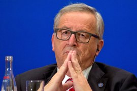 "Juncker, a Trump: ""Si sigue elogiando el Brexit, pediré la independencia de Ohio"""