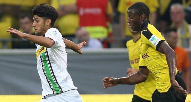 Mahmoud Dahoud ficha por el Borussia Dortmund