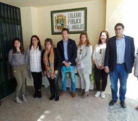 Utrera (Sevilla) contará con un nuevo colegio de Educación Infantil y Primaria con una capacidad de 450 plazas