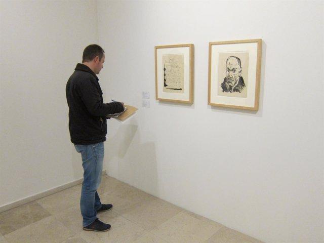 Valladolid. Exposición 'Picasso. El trazo y las letras'