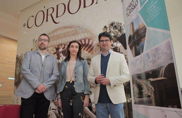 Presentación del I Foro de Turismo