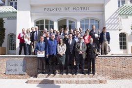 El Clúster Marítimo Marino de Andalucía firma un convenio con Motrilport