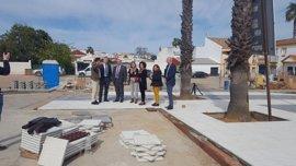 Junta y Diputación invierten casi 150.000 euros en obras del PFEA en San Bartolomé, Villanueva y El Almedro