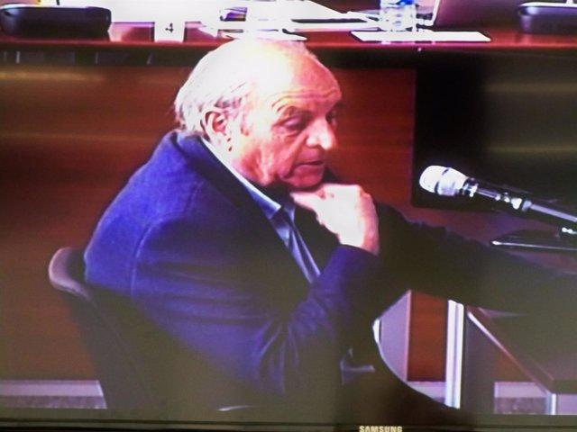 Emilio Vidal, testigo del juicio del Palau