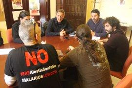 Participa apoya a la plantilla de Alestis y rechaza el ERE planteado por la empresa